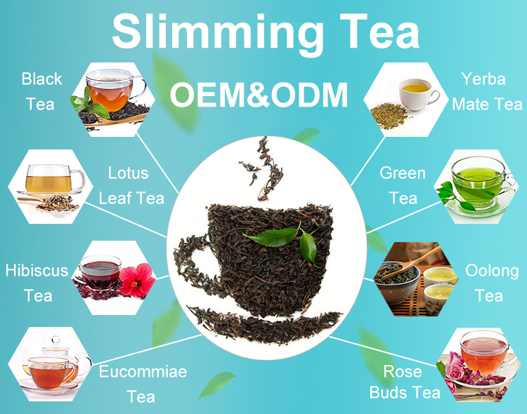 OEM/ODM weight loss slimming tea high quality slimming herbal tea best slimming tea - 4uTea | 4uTea.com