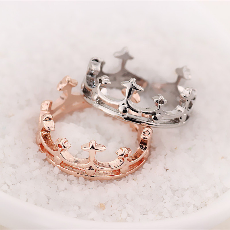 Crown Shaped Wedding Rings Supplieranufacturers At Alibaba