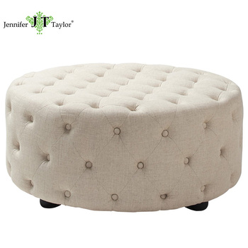 1f1036f10edc59 Meubles turcs ensemble tissu grande table basse ronde pouf. Agrandir ...