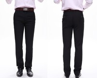 Mens Polyester Viscose Formal Trousers