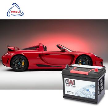 12v Merveilleuse Puissance Auto Batterie 48d26r Sans Entretien Hybride Plomb Calcium Siver Plaques À L'intérieur De Qualité Supérieure Bon Prix Buy