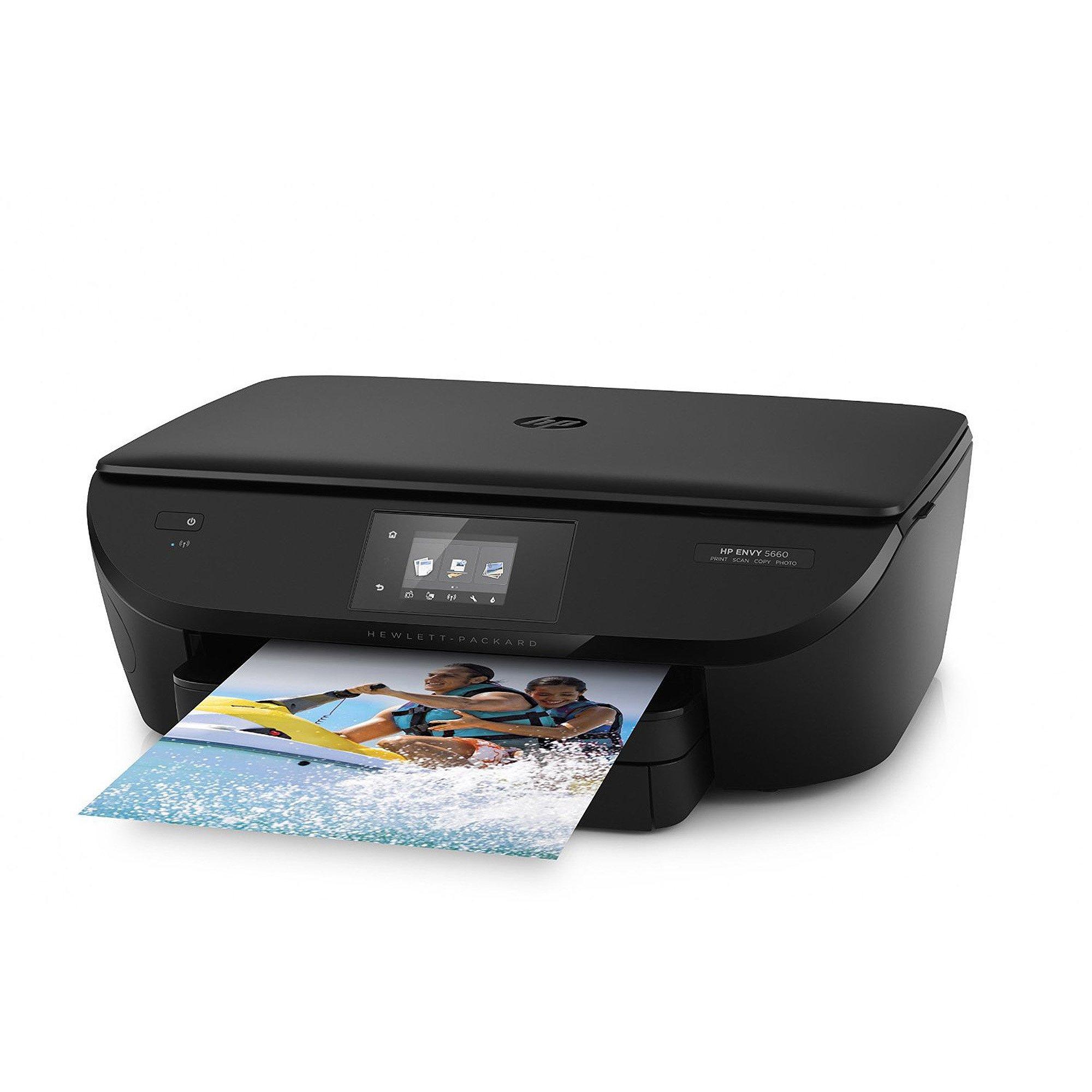 HP Envy 5660 e All in e Printer Copier Scanner