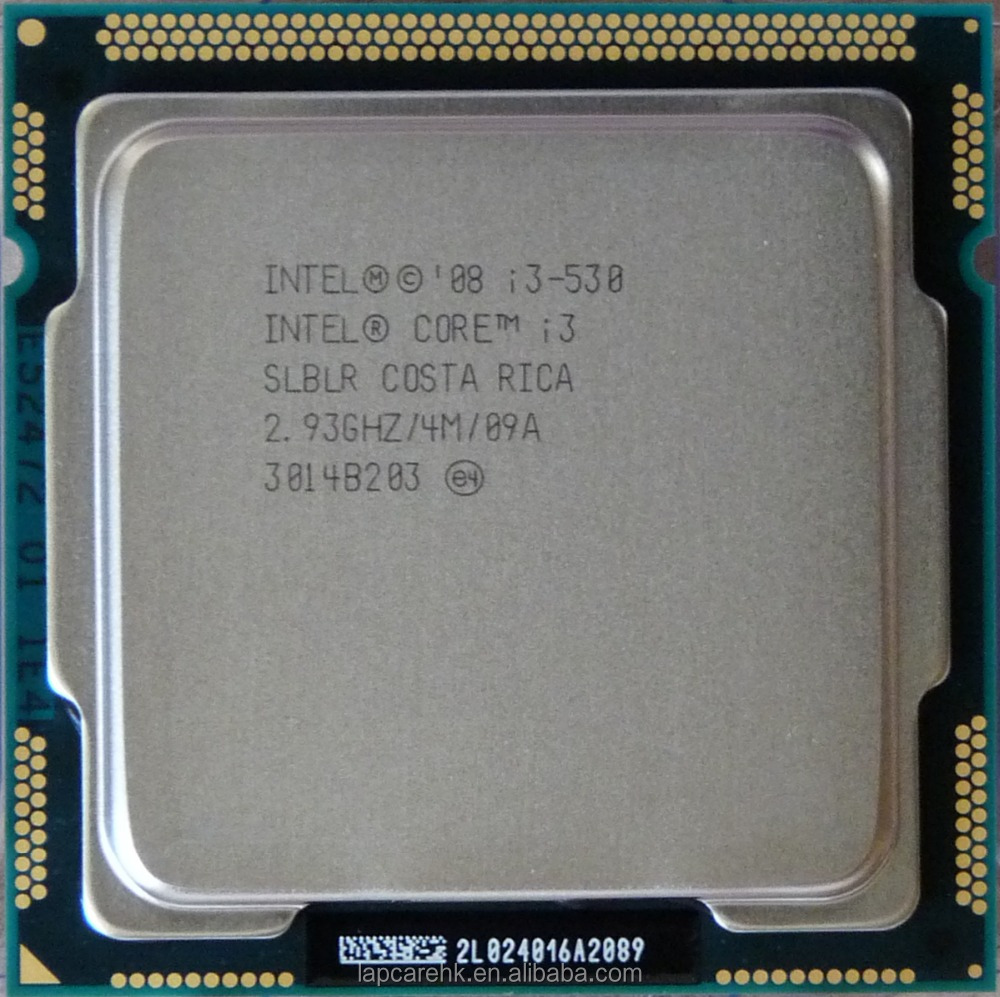Used 1st Generation I3 530 Cpu Best Price 100% Fully Tested And ...