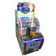 Kids coin operated gun shooting game machine,kids mini arcade
