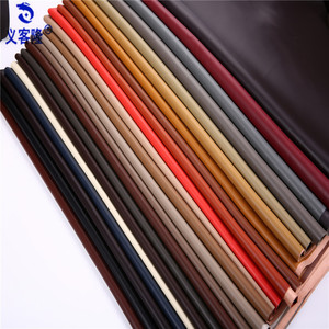High quality Smooth surface 1.0mm Wear-resistant PU leather handbags/Sofa/Shoes material