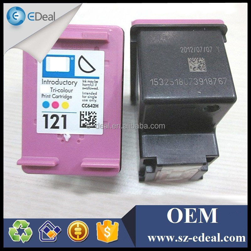 For hp 122 ink cartridge with ink