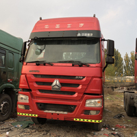 Used sinotruk howo 6x4 375hp dump truck for sale with Lower Price in Shanghai China