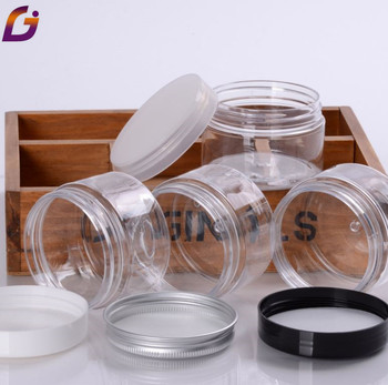 PET cosmetic jar for sale