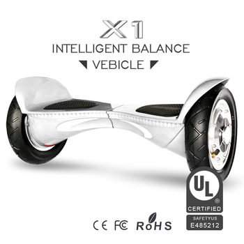 10 inch UL2272 certify hoverboard factory Smart Balance self Balancing Scooter With Samsung Battery