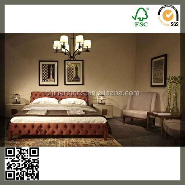 vintage italiano mobili camera da letto stile di velluto rosso ...