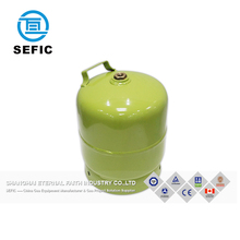 2018 Home Cooking Hydrogen Gas Cylinder Price Euro 3KG LPG Gas Cylinder