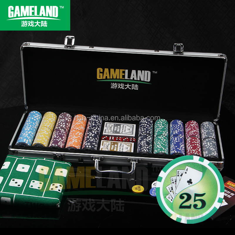 Poker set 500 pc
