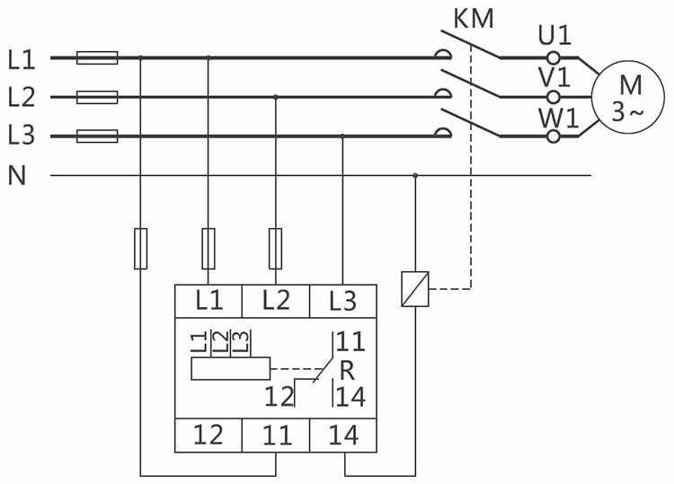 daqcn china supplier zhrv5 09 single phase over voltage. Black Bedroom Furniture Sets. Home Design Ideas
