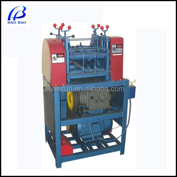 Hxd-008-4 Super Enamelled Copper Wire Machine,Enamel Wire Stripping ...