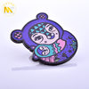 Custom oem Iron Cartoon Promotional Award Souvenir enamel badge pin