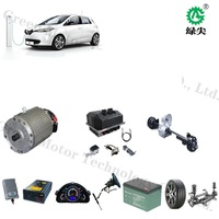 15kw 168v Pure electric electric golf cart motor
