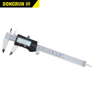 China 150mm 200mm 300mm mini super LCD electronic stainless steel 3 point mitutoyo digital vernier caliper