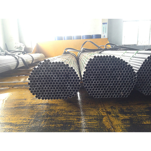 Wholesale galvanized mild black low carbon seamless ms steel pipe
