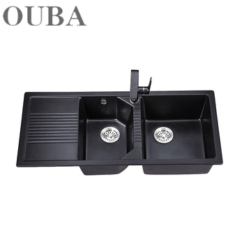 Anti-scratch Cheap Solid Surface Colored Pedestal Sinks Different Types  Kitchen Sinks With Different Colors For Kitchen - Buy Cheap Sink Kitchen  For ...