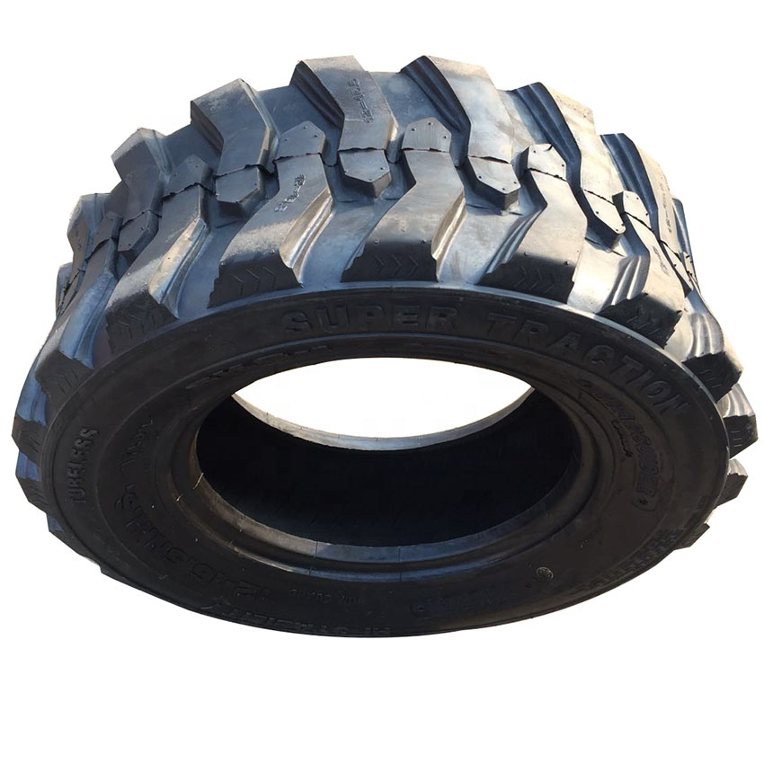 China factory high quality 12PLY Rating 12x16.5 Tires  12-16.5 Bobcat LOADER Tires