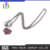 NK3401 Yiwu Huilin Jewelry Wholesale Crystal MOTHER OF THE GROOM Letter Charm Heart Shape  alloy necklace in wedding
