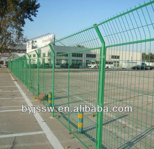 Wire Mesh Fence Tennis Court Fence