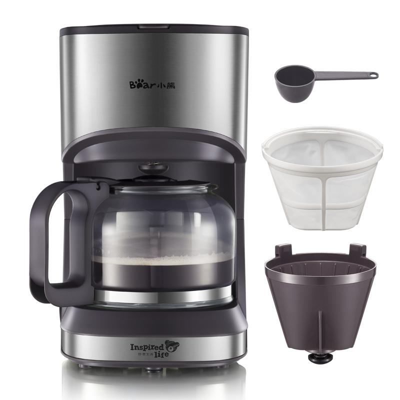 KFJ-A07V1 700 мл американская кофемашина Бытовая Автоматическая капельная Кофеварка(Китай)