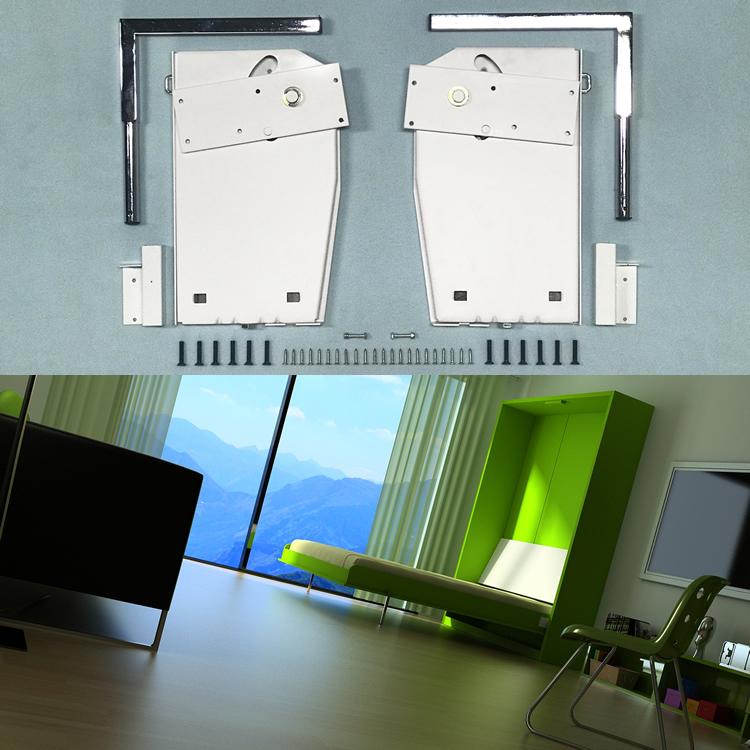 Murphy Wall bed mechanism DIY wall bed hardware kit