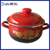 Enamelware Casserole microwave oven cookware