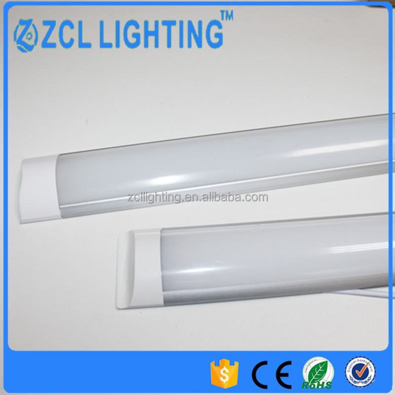 0.6m 1.2m integrated linear led lighting