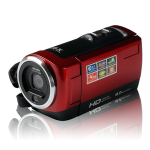 16MP digital video camera HD digital camcorder with 2.7'' TFT display and 16x digital zoom