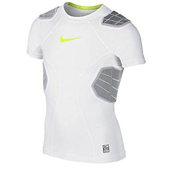 4471a2ad7cb4 Get Quotations · Nike Pro Hyperstrong 4-Pad Youth Football Top