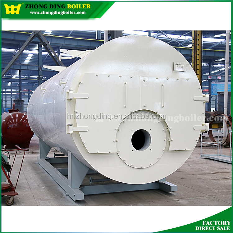 WNS Oil and Gas Steam Boiler for Rubber Processing