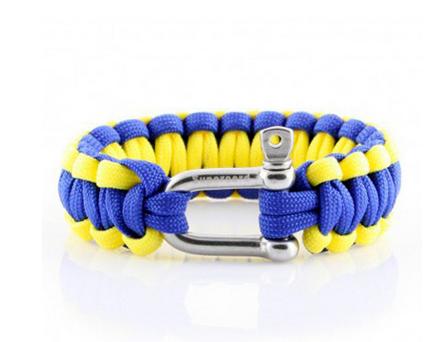 Customized Paracord Bracelet