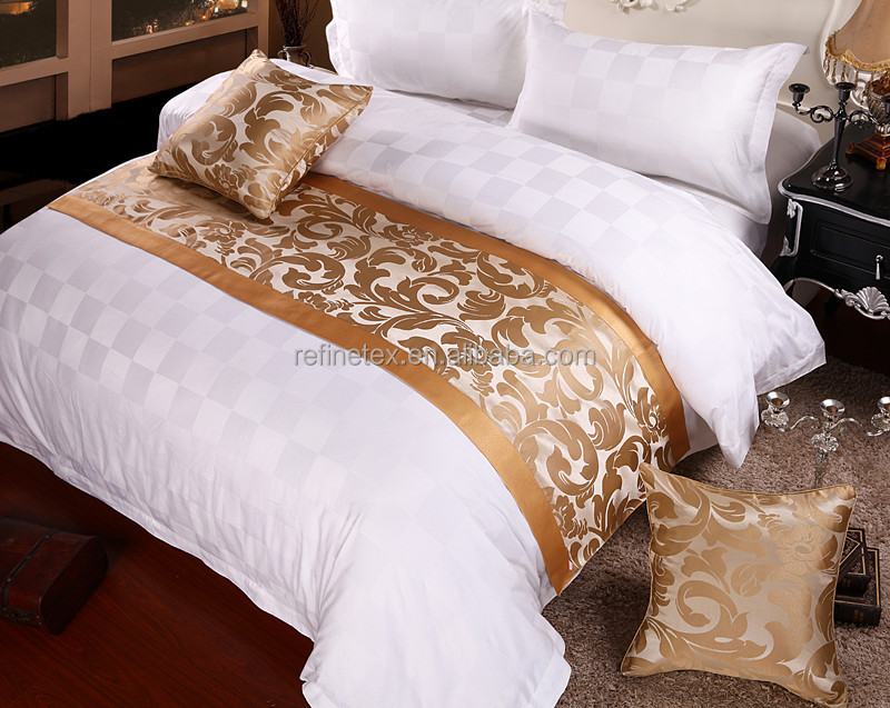 size of queen hotel bed runner decorative bed runner hotel king size bed runner buy size of. Black Bedroom Furniture Sets. Home Design Ideas