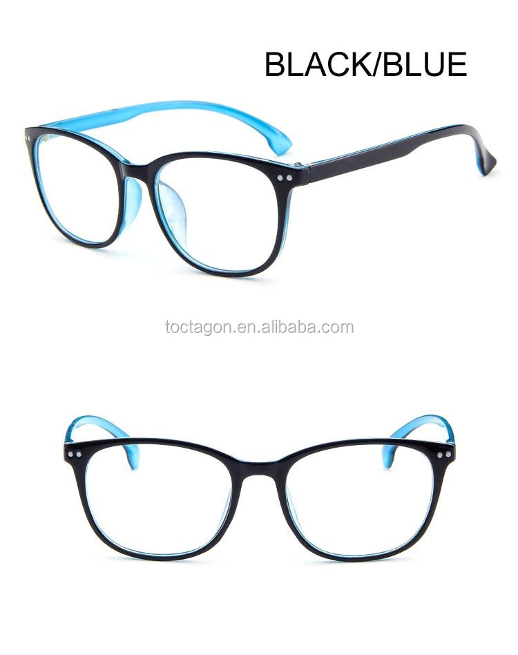 eea08d4a77 2017 hot sale plastic optical frame wholesale price manufacture in China