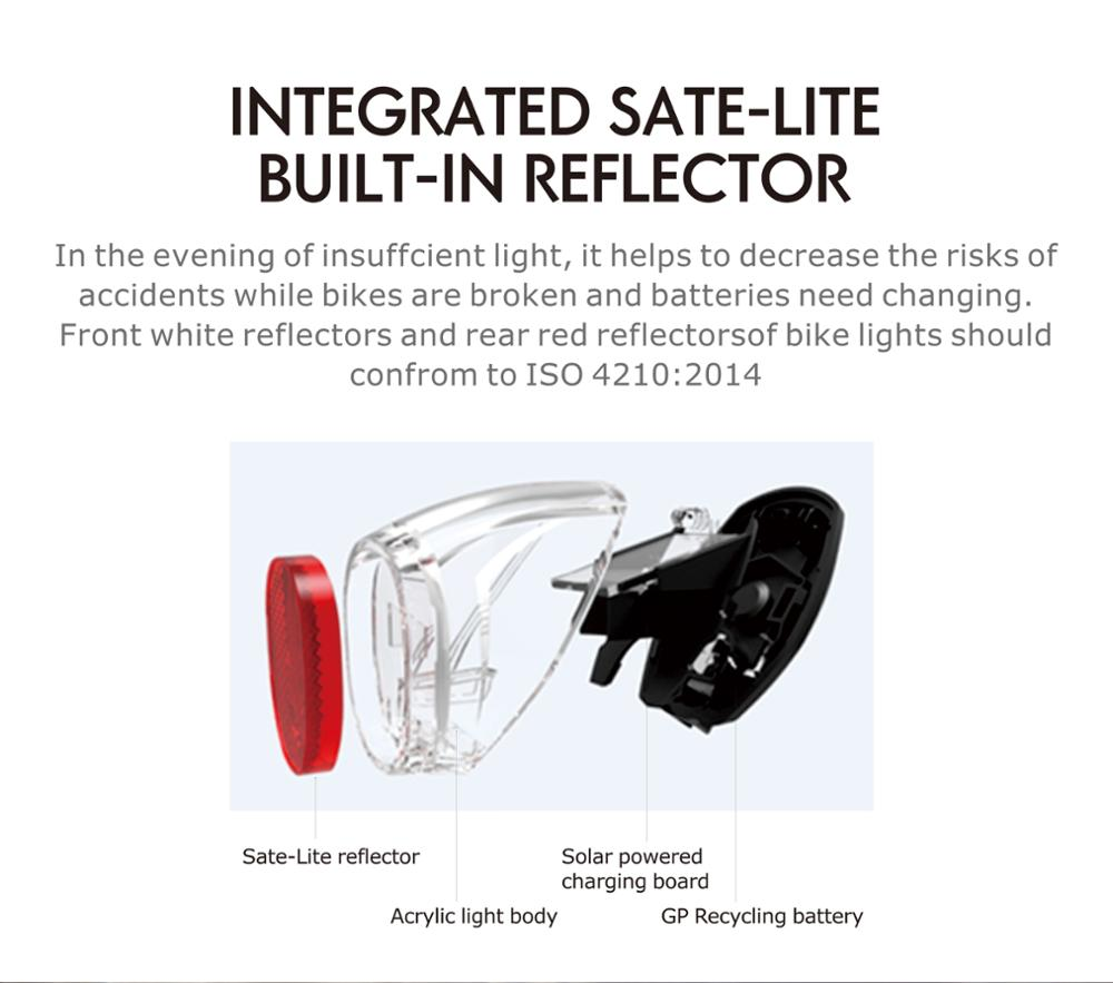 2018 NEW The best Bicycle tail and rear lights ,Bicycle light