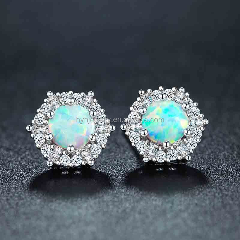 New 2017 Latest Earring Designs Best Quality 925 Sterling Silver ...