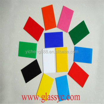 Wholesale Supplier Customized Cast Transparent Colored Acrylic Sheet ...