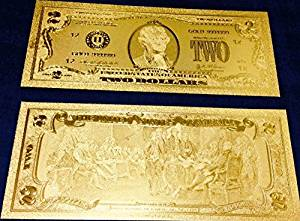 Cheap 2 Dollar Bill Gold, find 2 Dollar Bill Gold deals on