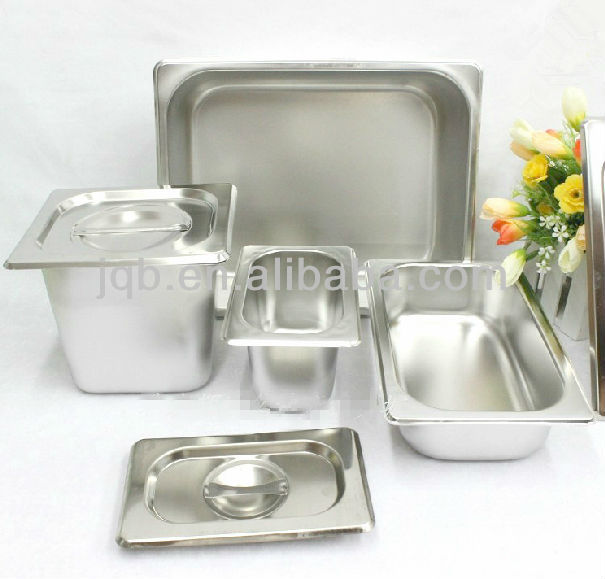 Gastronorm containers/GN pan