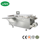 Manual Hand Soap Film Pleat Wrapping Machine