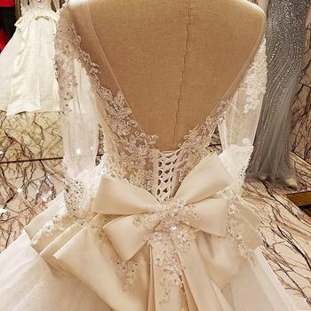 Vestidos de novia a crochet con patrones