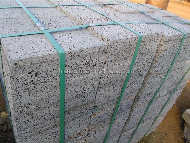 Piastrelle In Pietra Lavica : Fornitore cinese di alta qualità segato taglio grigio piastrelle
