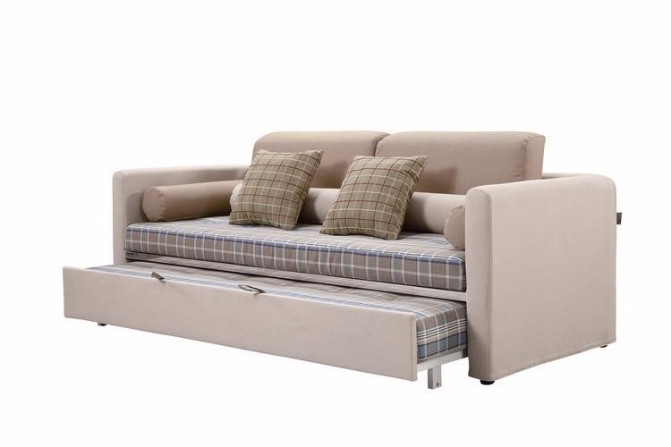 Superior New Model Living Room Divan Sofa With Bed Design