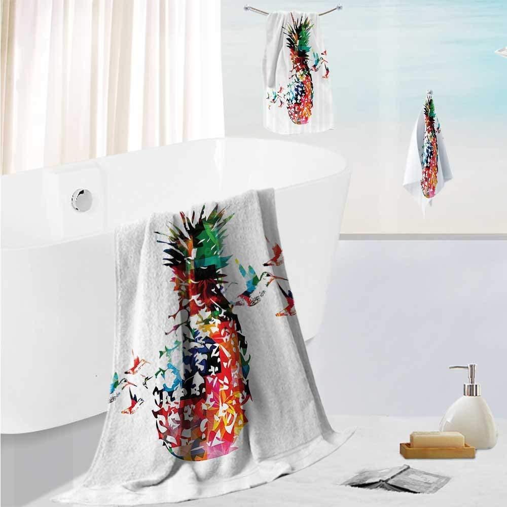 Tommy Bahama Pineapple Bath Rug