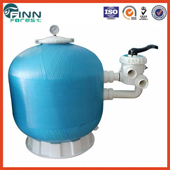 Swimming Pool Water Filter Fiberglass Material Side Mount Sand Filter Price Buy Sand Filter