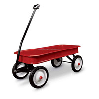 Toy Kid's wagon with solid tires TC4240