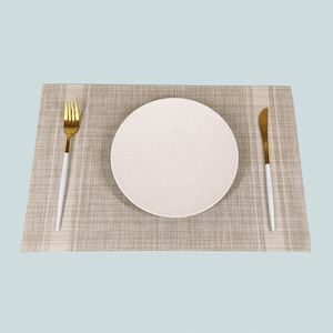 New super quality breakfast table plate mat , innovative pvc placemats and coasters