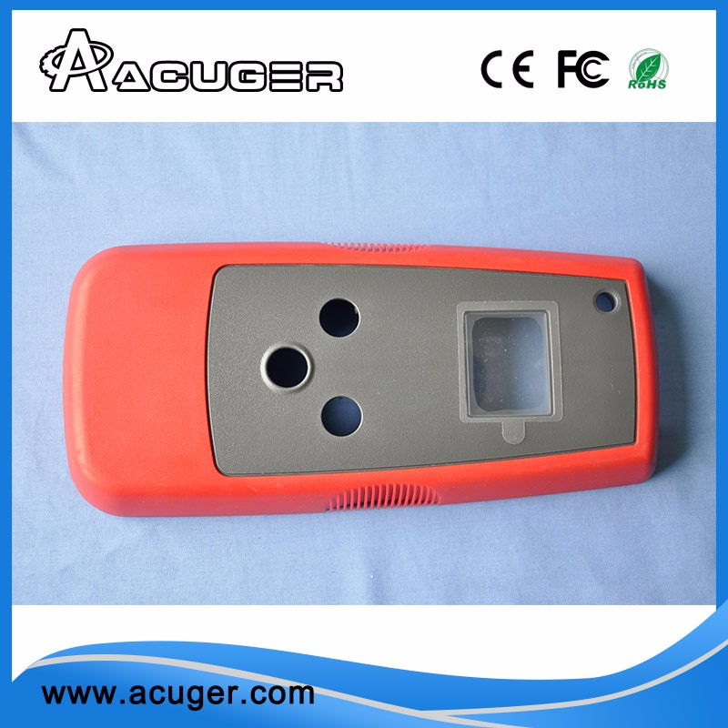 China Supplier Professional Precision Complicate two color molding plastic